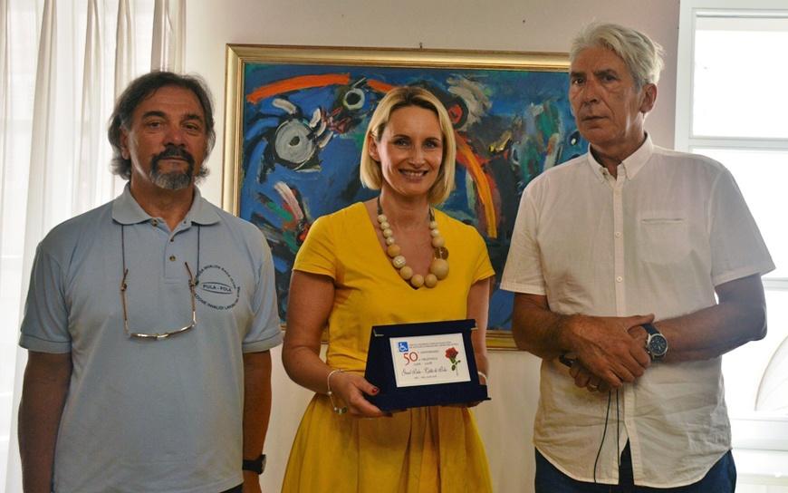 Prijem za Udruge tjelesnih i invalida rada Istre