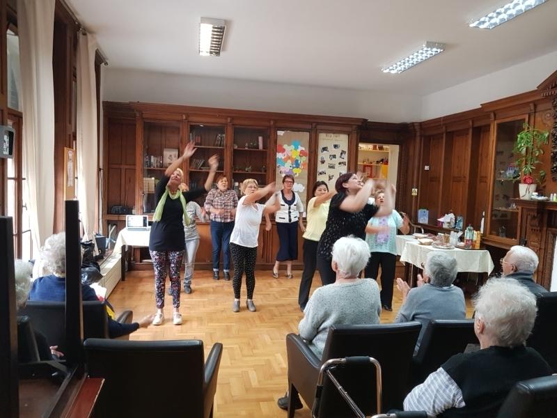 Međunarodni dan starijih - Vila Trapp (1)