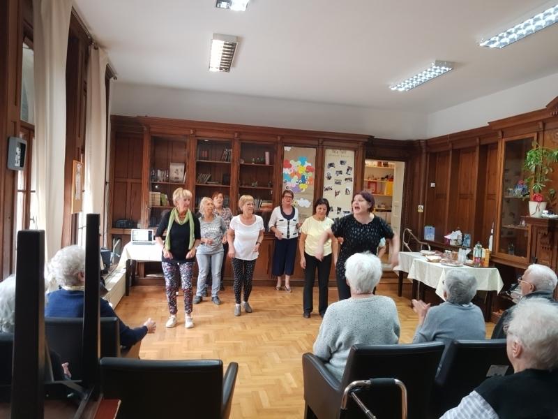Međunarodni dan starijih - Vila Trapp (2)