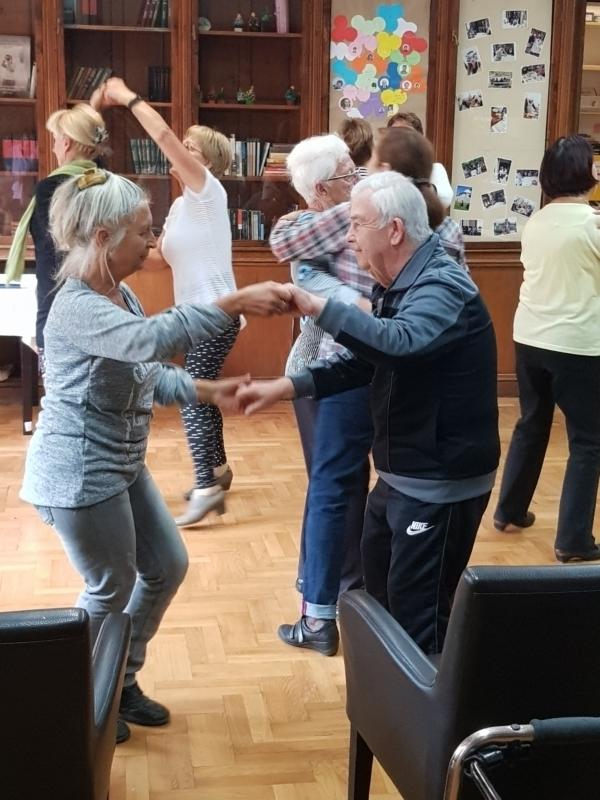 Međunarodni dan starijih - Vila Trapp (5)